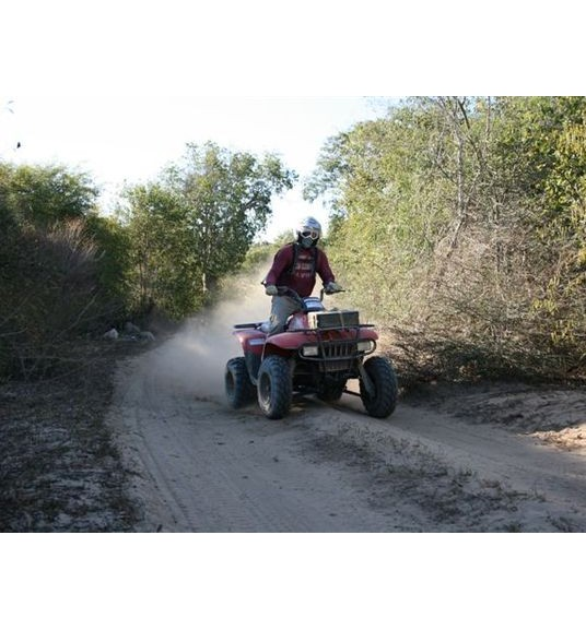 Excursion en quad � Madagascar